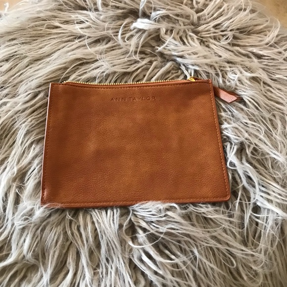 Ann Taylor Handbags - Ann Taylor Wallet/Clutch/Cosmetic Case - New!
